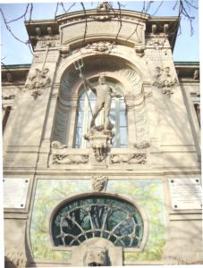 art nouveau liberty milan acquario di milano milan aquarium walking tours milan guided tour