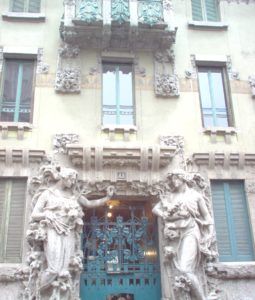 art nouveau liberty milan walking tours milan guided tour