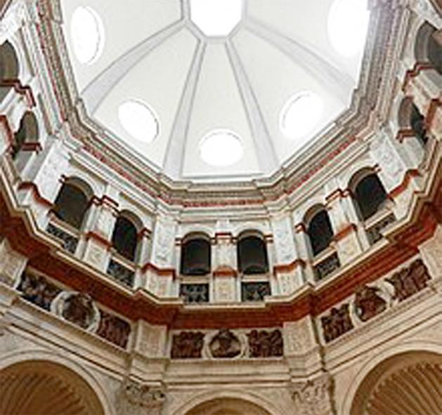san satiro church baptistry bramante walking tours milan guided tour