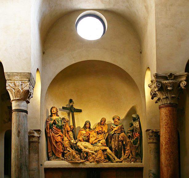 san satiro church walking tours milan guided tour