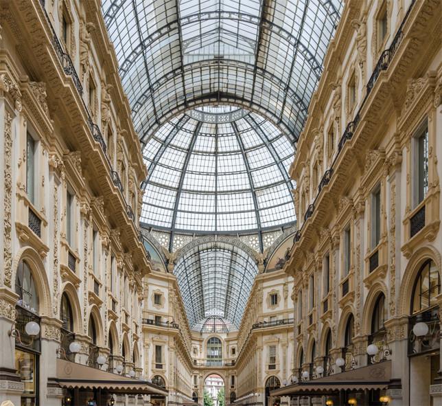 Galleria Vittorio Emanuele milan tour