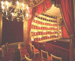 teatro alla scala milan walking tour