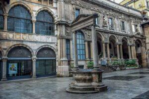 piazza dei mercanti milano guided tour