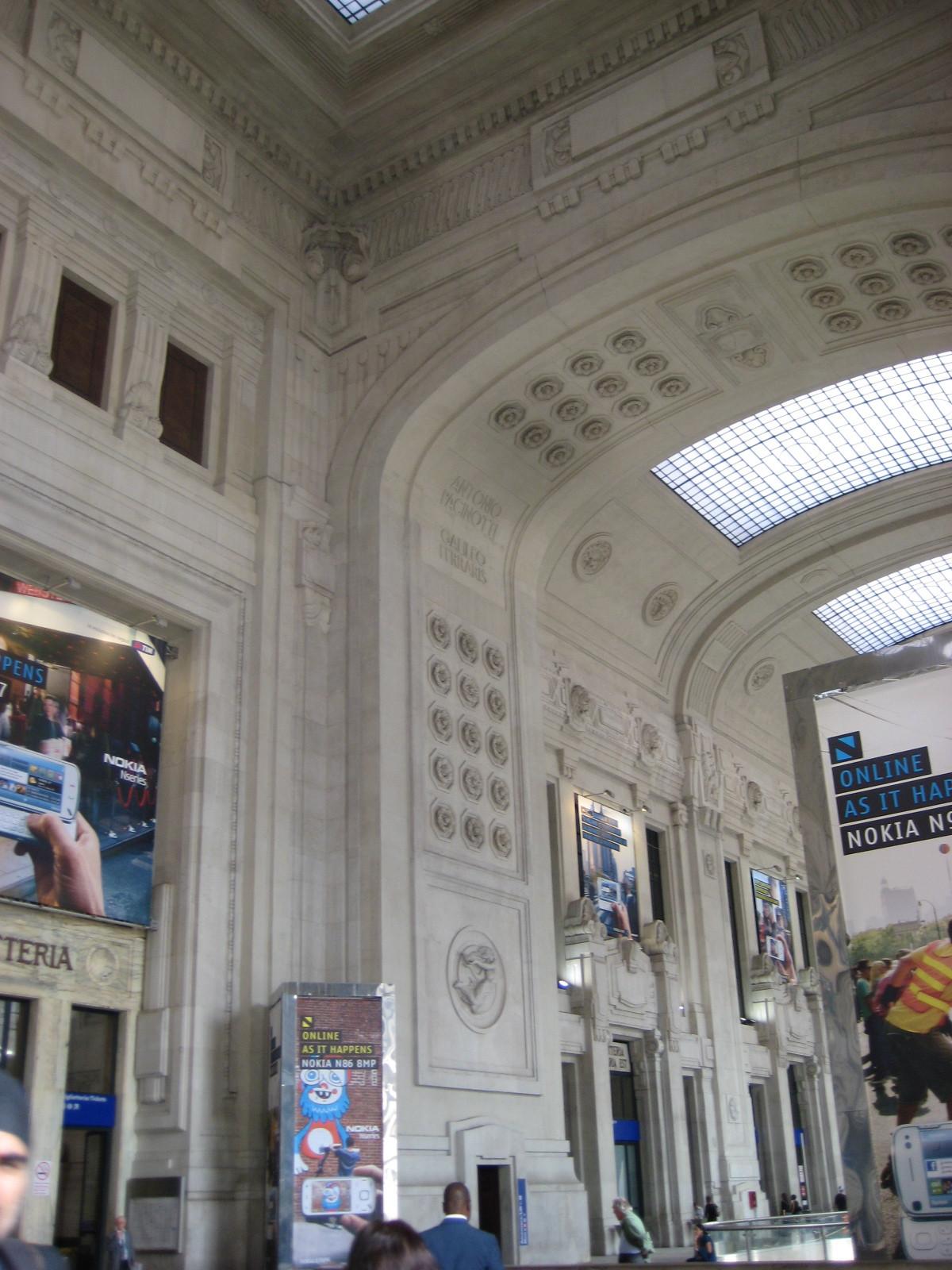 milan central station milan guided tour walking tour