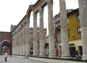 colonne di san lorenzo milan guided tour walking tour