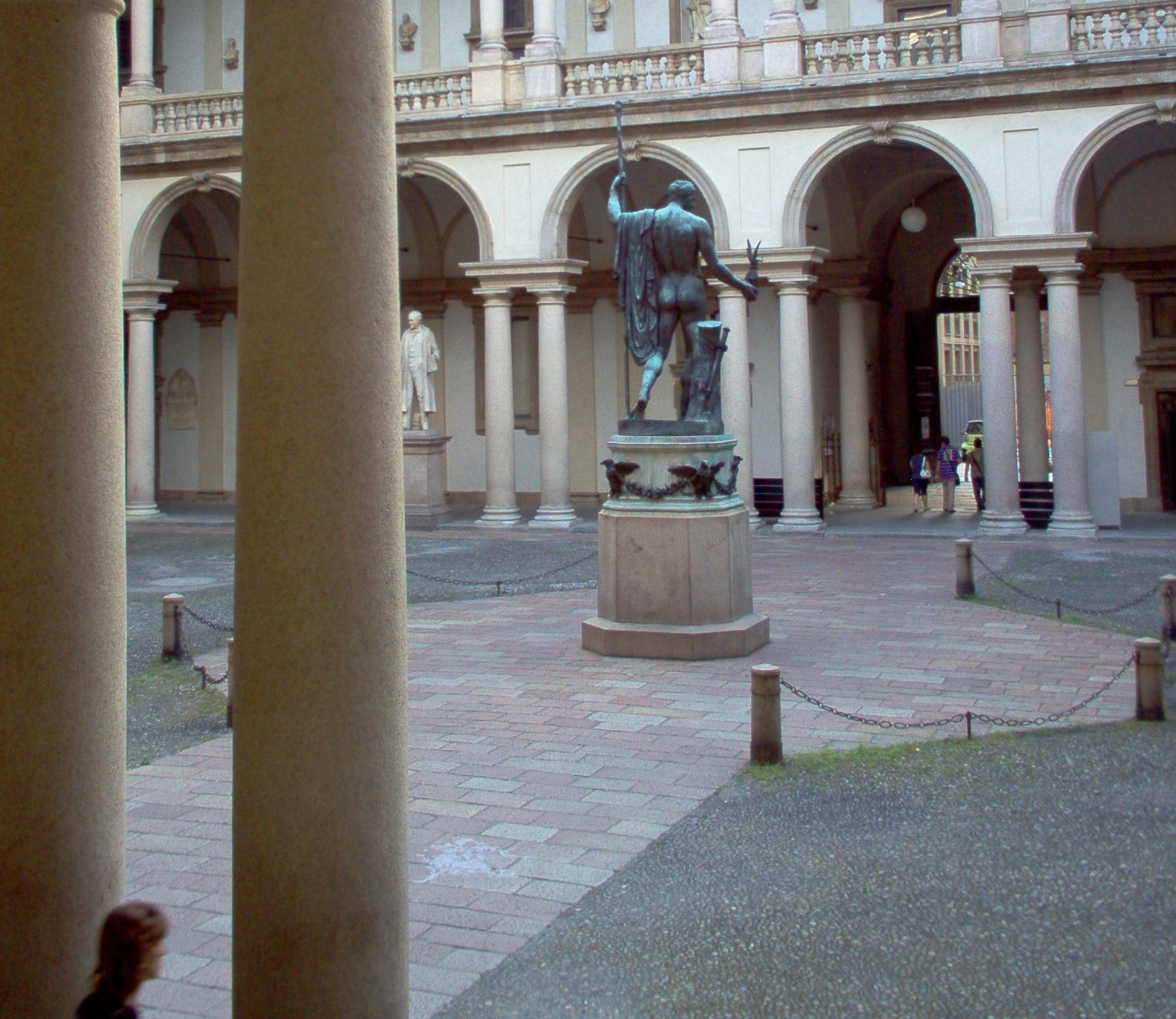 brera academy milan guided tour walking tour