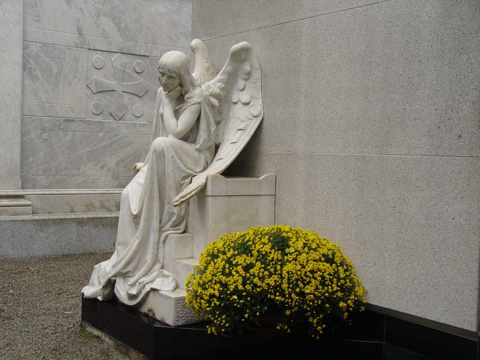 cimitero monumentale monumental cemetery milan guided tour walking tour