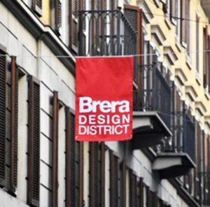 brera design district milan guided tour